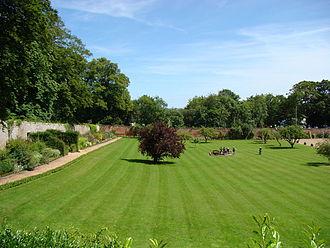 Strathtyrum - Strathtyrum House's walled garden