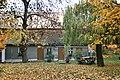 Wallendorf (Luppe), house in the church yard.jpg