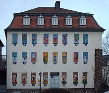 Calendrier De Lavent Allemand.Allemagne Au Max L Origine Du Calendrier De L Avent L