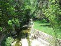 Waller Creek Downstream View. On Park Blvd. - panoramio.jpg