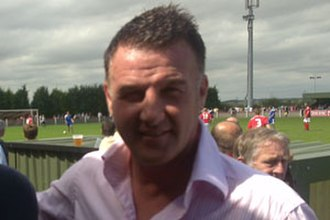 Steve Walsh (footballer) - Image: Walsh, Steve