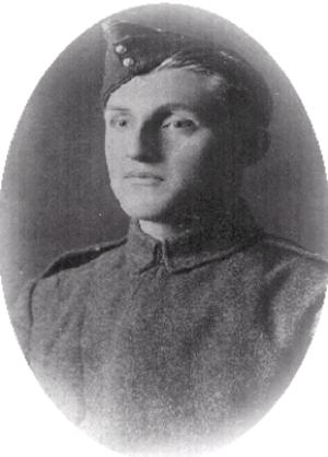 Walter Harris Callow - Walter Callow (c.1917)