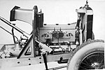 Walter 6 B, podvozek s motorem (1929) SOA.jpg