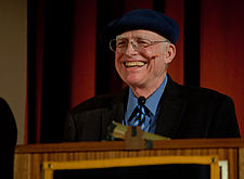 Walter Alvarez at the 97th Annual Faculty Research Lectures, University of California Berkeley.jpg