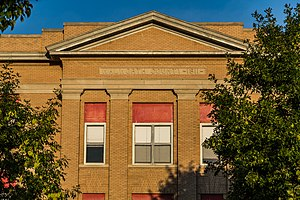 Walworth County Court House (1911), Selby, South Dakota (29360818481).jpg