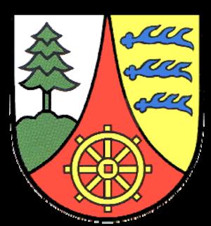 Mühlingen - Image: Wappen Muehlingen