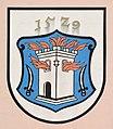 Wappen am Zeughaus FF Markt-Piesting DSC 1991w.jpg