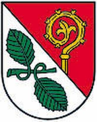 Pischelsdorf am Engelbach - Image: Wappen der Gemeinde Pischelsdorf am Engelbach