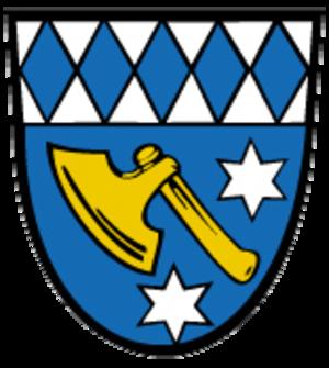 Dasing - Image: Wappen von Dasing