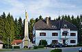 War memorial and municipal office in Spielfeld (Styria).jpg