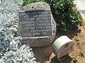 War memorial in Ramat HaTayasim, Tel Aviv.JPG