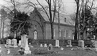 Ware Church, State Route 3, Gloucester vicinity (Gloucester County, Virginia).jpg