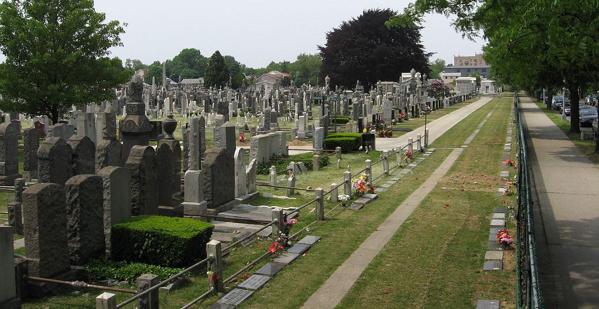 Evergreen Cemetery New York City New York