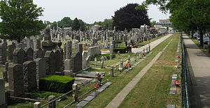 Mapleton, Brooklyn - Washington Cemetery