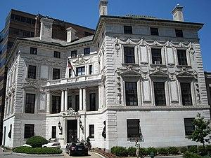 Patterson Mansion - Image: Washington Club
