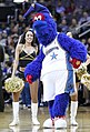 Washington Wizards Cheerleader and G-Wiz (5500928299).jpg