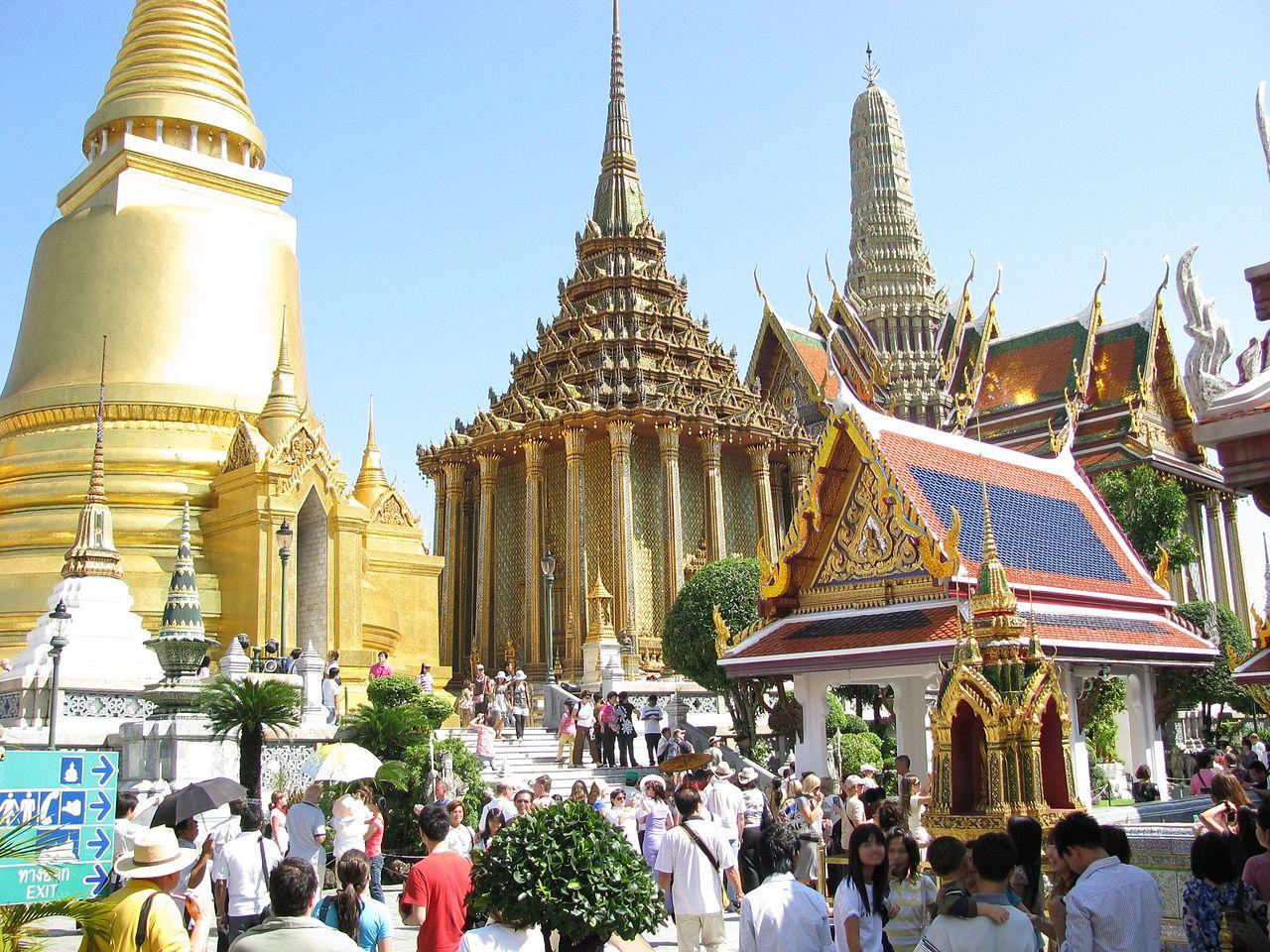 File Wat Phra Sri Rattana Satsadaram Wikimedia Commons