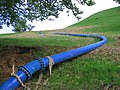 Water Pipe, Brisbane Glen - geograph.org.uk - 435984.jpg