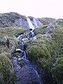 Waterfall, Borrowdale - geograph.org.uk - 303259.jpg