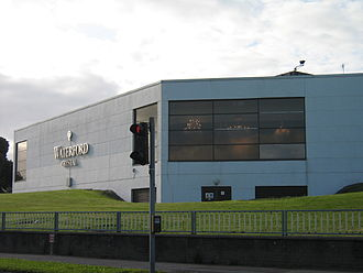 Waterford Crystal - Waterford Crystal building in Waterford