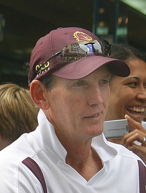 Wayne Bennett (rugby league) - Bennett in 2006
