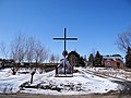 Wayside cross in Śniadówko - 01.jpg