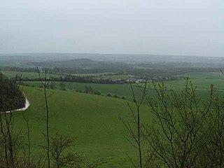Weald an area of South East England