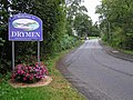 Welcome to Drymen - geograph.org.uk - 250374.jpg