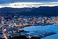 Wellington City at dusk.jpg