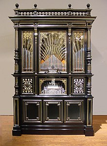 orchestrion built by M. Welte (1895) (Source: Wikimedia)