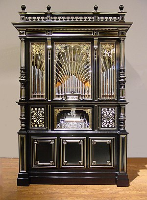 Welte-Mignon - Welte Concert Orchestrion, style 6, number 198 (1895)