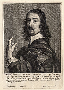 Wenceslas Hollar - Stephano della Bella (State 1).jpg
