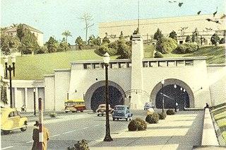 Túnel 9 de Julho