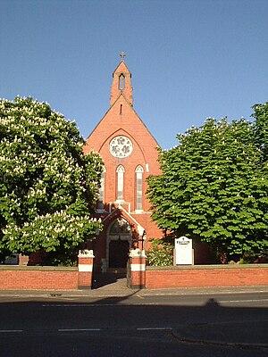 Medlar with Wesham - St Joseph's Church, Fleetwood Road.