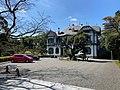 West Japan Industrial Club front gate.jpg