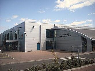 Caerau, Cardiff - Image: Western Leisure Centre, Cardiff, Wales