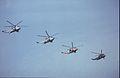 Westland Sea King HAS 6, AEW 2, HU 5, and HC 4 Royal Navy, Farnborough UK, September 1988. (5589950768).jpg