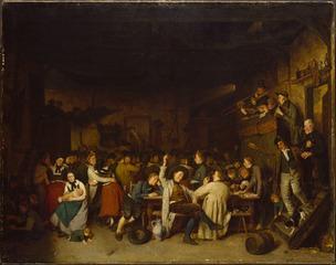 Westphalian Peasants' Revels