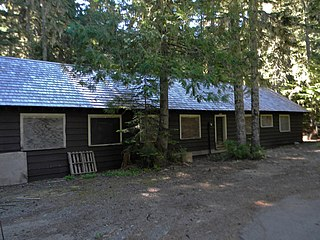 White River Mess Hall and Dormitory United States historic place