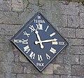 Whitgift Church Clock - restored - geograph.org.uk - 1053230.jpg