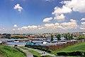 Widok na miasto z parku w Irkucku.JPG