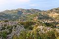 Widok ze wzgórza Skała Orła w Cetinje 01.JPG