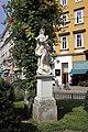 Wien - Maria-Immaculata-Statue, Wiedner Hauptstraße.JPG