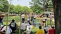 WikimaniaTakesManhattanWiknic-Wikimania2012-Rehman (3).JPG