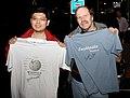 Wikimedia Conference Berlin - Free Travel Shirt (9402).jpg