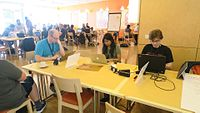 Wikimedia Hackathon 2017 IMG 4265 (33946932203).jpg