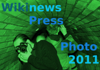 Wikinews Press Photo 2011.png