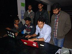 Wikipedia15 good article edit-a-thon and adda, Rajshahi 4.jpg