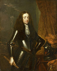 Portrait of Willem III (1650-1702), Prince of Orange and since 1689, King of England