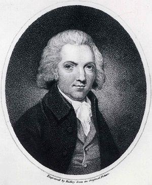 William Richardson (classicist) - Image: William Richardson b 1743